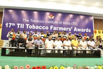 17th farmers award